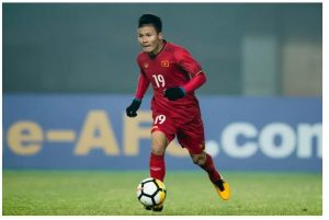 Quang Hải lọt Top Cầu thủ xuất sắc nhất châu Á năm 2018 2