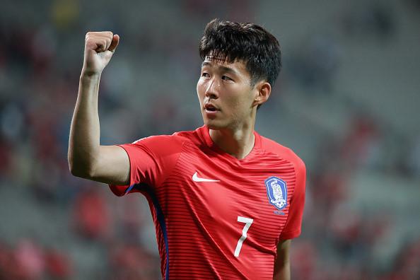 Hàn Quốc chốt danh sách ASIAN CUP 2019 3
