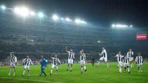 Kết quả bốc thăm vòng 1/8 Champions League 7
