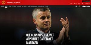 Man Utd thông báo cựu danh thủ Solskjaer thay Mourinho 1