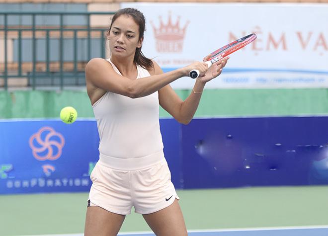 Alize Lim thắng trắng tại giải các cây vợt xuất sắc 2