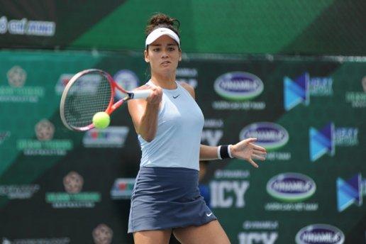 Alize Lim thắng trắng tại giải các cây vợt xuất sắc 1
