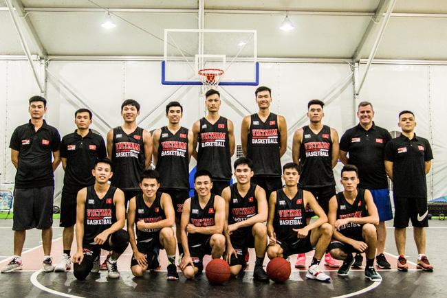 Chốt danh sách cầu thủ U20 sẽ dự giải giao hữu FIBA 3