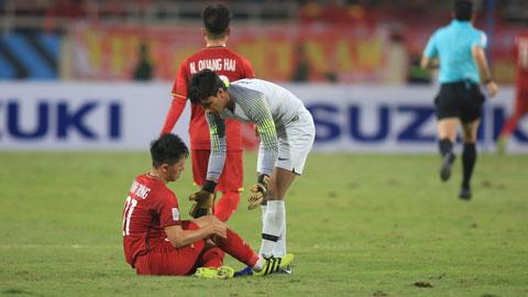 Đình Trọng trấn thương, bỏ lỡ Asian Cup 2019 1