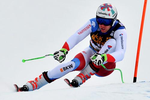 Giải vô địch trượt tuyết đổ dốc thế giới xảy ra tai nạn kinh hoàng 2