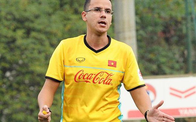 HLV thể lực mới đến từ Brazil của tuyển Việt Nam 2