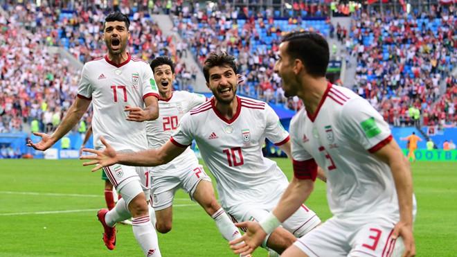 Iran công bố đội hình sơ bộ trước trận gặp Việt Nam ở 2019 Asian Cup 1