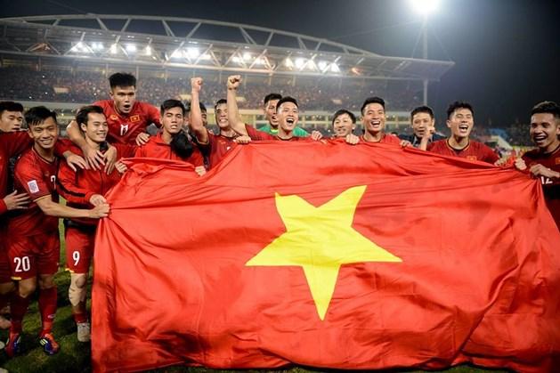 Lịch thi đấu Asian Cup 2019 của ĐT Việt Nam 1