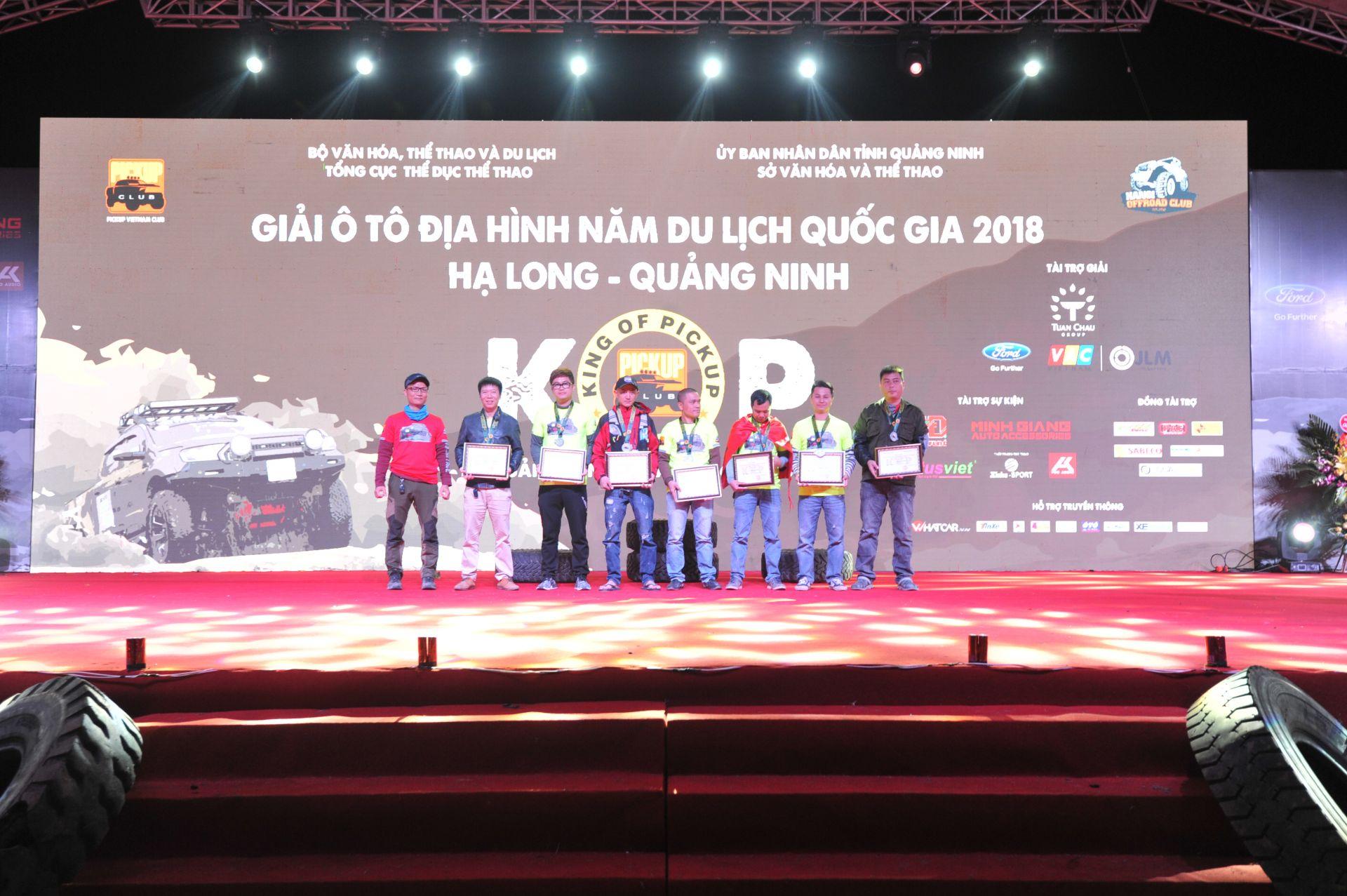 Mitsubishi Triton chiến thắng King of Pickup 2018 1