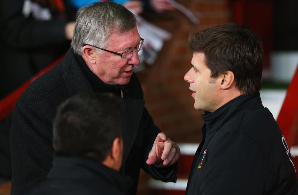 Sir Alex Ferguson ủng hộ Pochettino dẫn dắt MU mùa tới 1