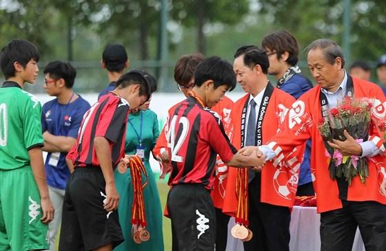 Tokyu S Reyes vô địch U13 Việt Nam - Nhật Bản 3