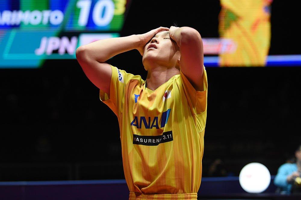 Tomokazu Harimoto - ngôi sao trẻ của bóng bàn thế giới 2