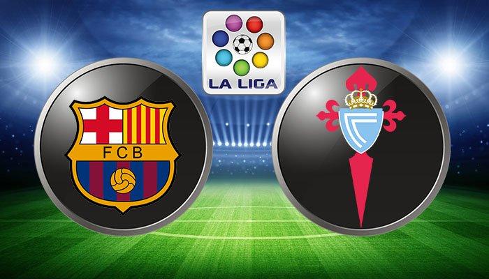 Tỷ lệ kèo trận Barcelona vs Celta Vigo vào lúc 00h30 ngày 23/12 1