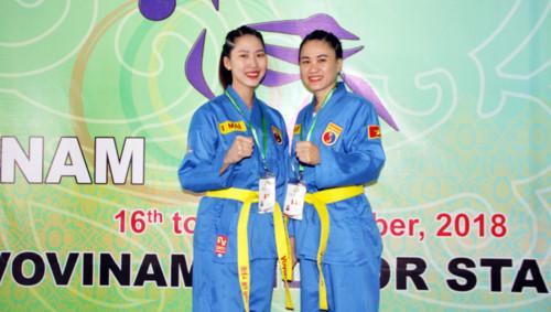 Việt Nam giành 31 HC tại 19th ASEAN University Games 2