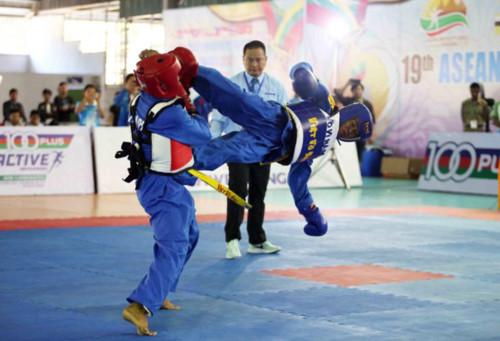Việt Nam giành 31 HC tại 19th ASEAN University Games 3