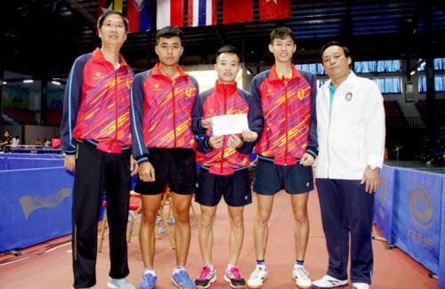 Việt Nam giành 31 HC tại 19th ASEAN University Games 5