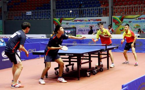 Việt Nam giành 31 HC tại 19th ASEAN University Games 6