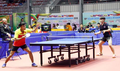 Việt Nam giành 31 HC tại 19th ASEAN University Games 7