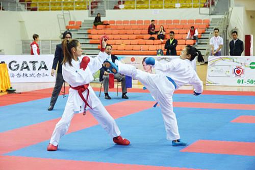 Việt Nam giành 31 HC tại 19th ASEAN University Games 8