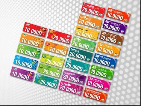 Cách nạp tiền M88 qua thẻ cào điện thoại 2