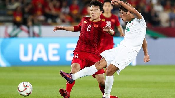Việt Nam trượt khỏi top 100  sau trận thua Iraq 3