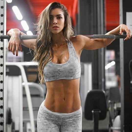 gái xinh tập gym 24