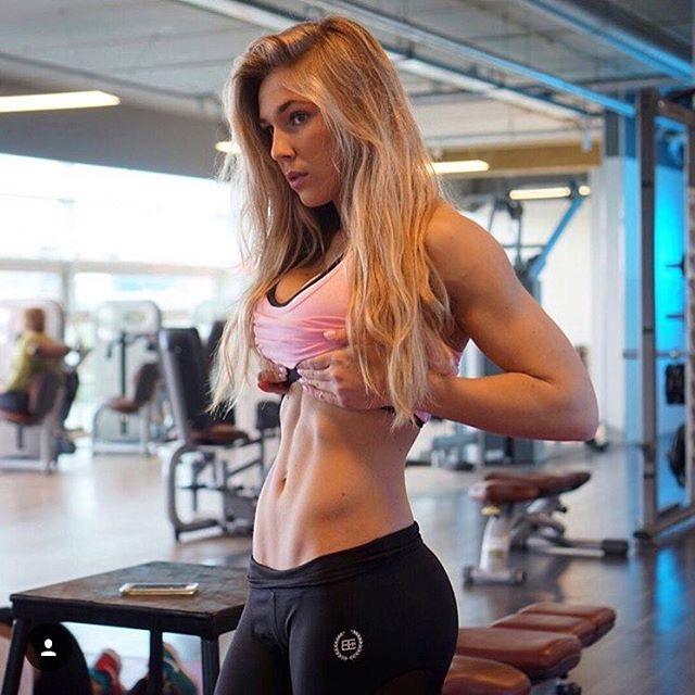 gái xinh tập gym 25