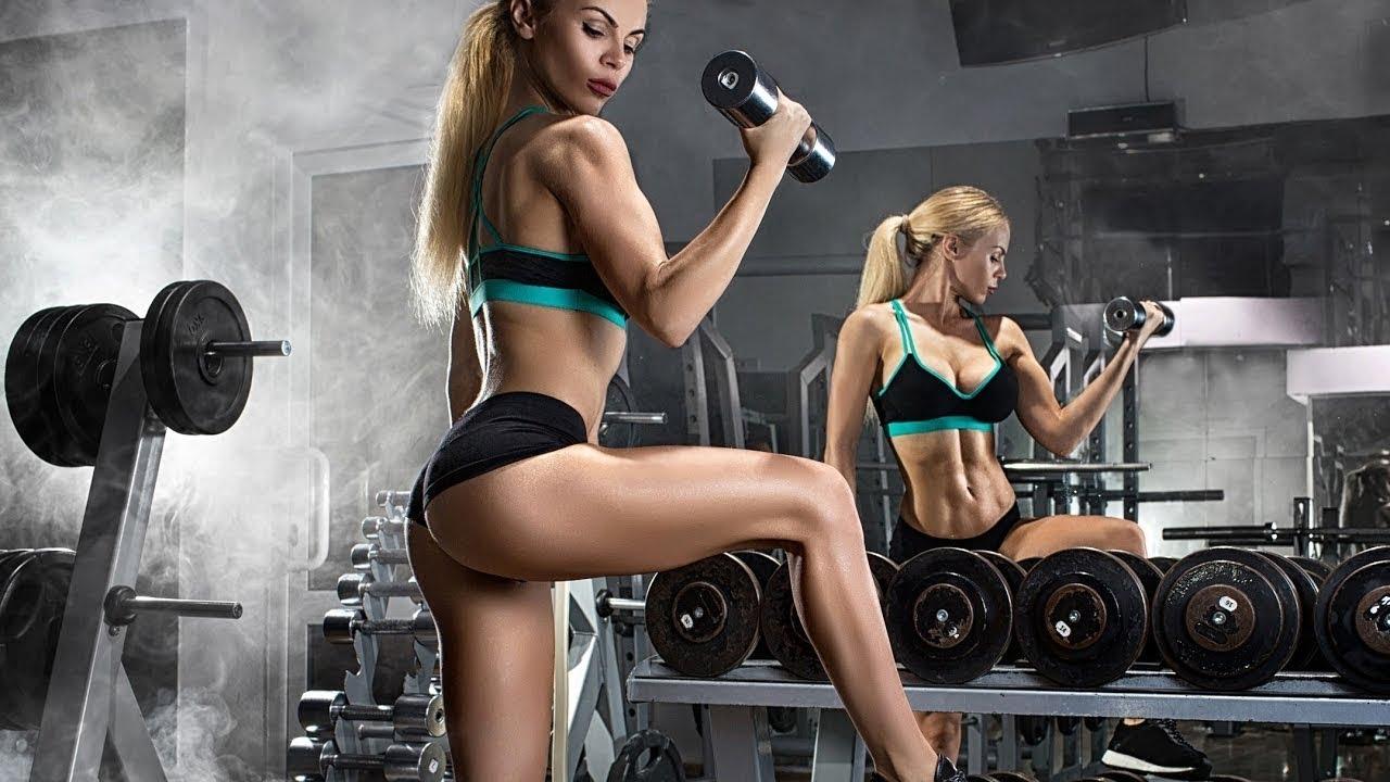 gái xinh tập gym 26