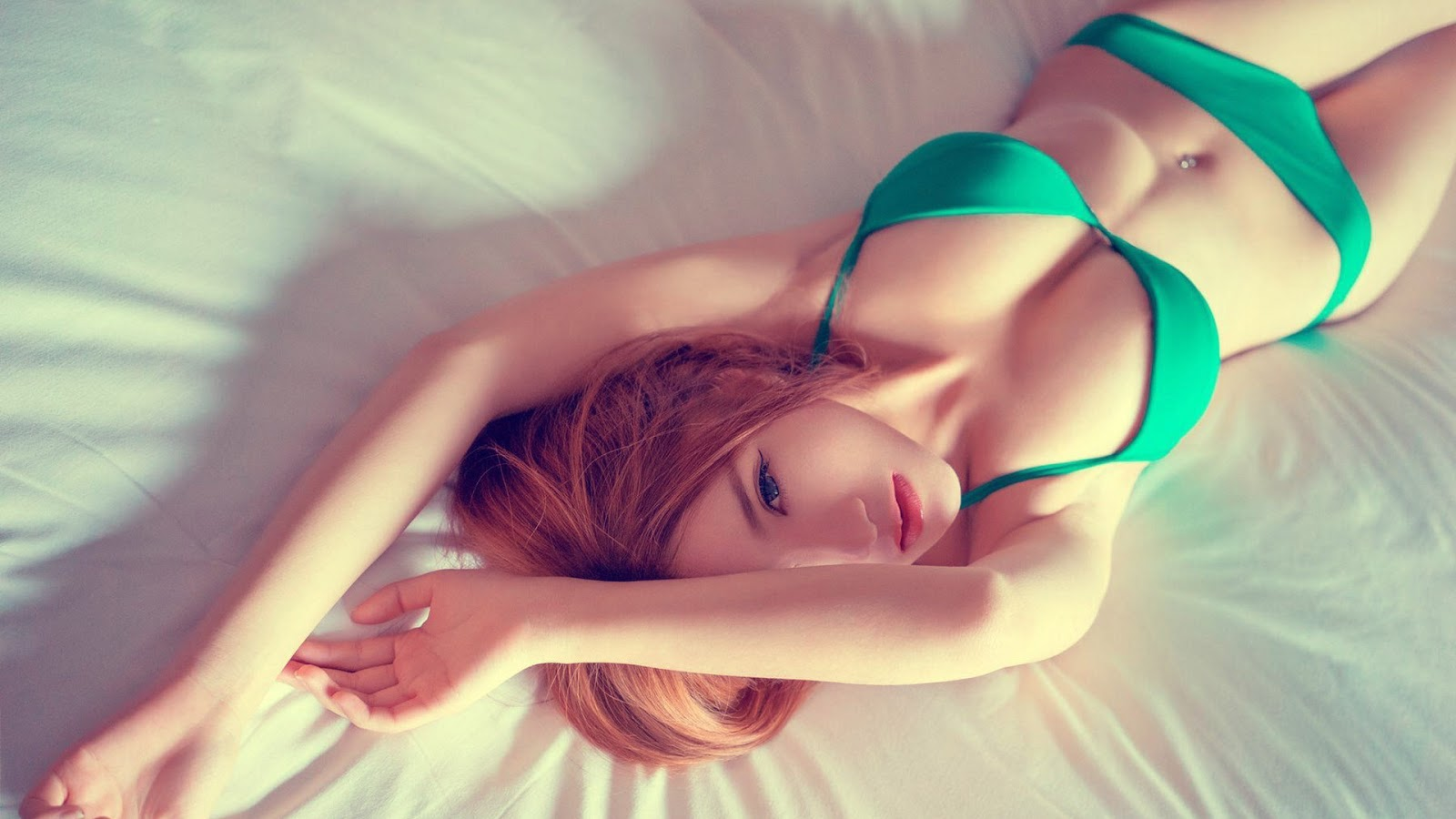 Hình ảnh gái xinh Bikini gợi cảm vóc dáng sexy nuột nà 22