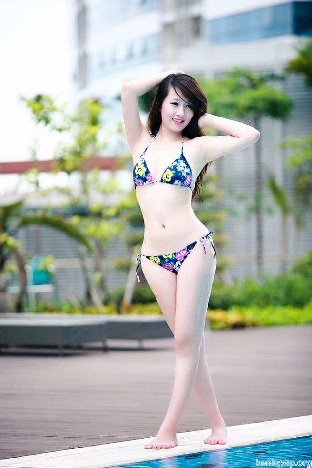 Hình ảnh gái xinh Bikini gợi cảm vóc dáng sexy nuột nà 3