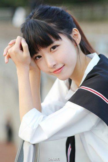 Hình nền gái xinh áo dài, ảnh gái đẹp hot girl dễ thương 9