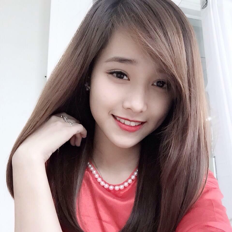 Hình nền gái xinh áo dài, ảnh gái đẹp hot girl dễ thương 44