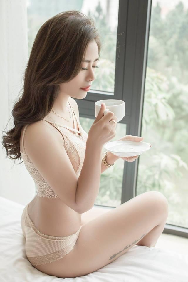 Girl xinh gợi cảm siêu nóng bỏng xinh ngất ngây 15